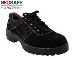 Neosafe Sued Leather Safety Shoe