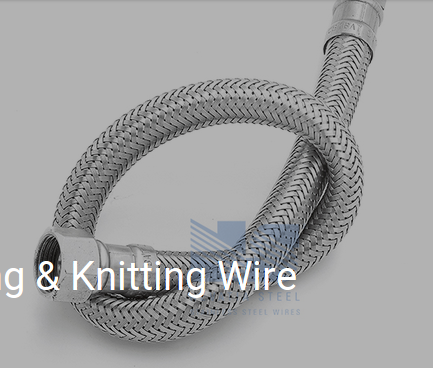Braiding Weaving And Knitting Wire & Cold Heading Manufacturer from ...