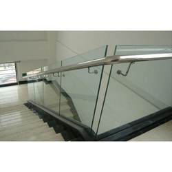 Glass Railing Work contractor