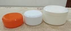 Plastic Cosmetic Cream Container