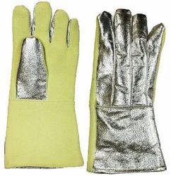 Aluminium Kevlar Hand Gloves