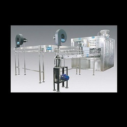Rotary Rinsing Filling Capping Systems