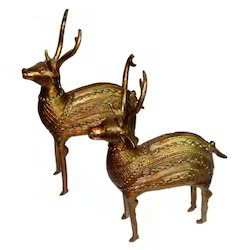 Baster Deer Statue