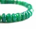 Green Onyx Gemstone Beads