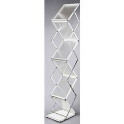 Acrylic News Paper Stand