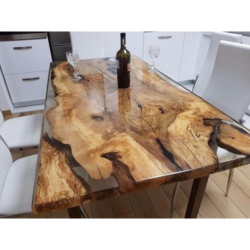 Epoxy Dining Tebal Epoxy Dining Table Manufacturer From
