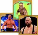 Goalzy WWE Trading Card