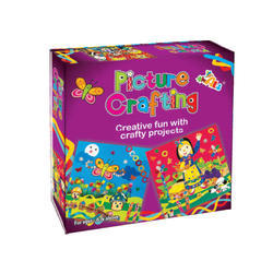 Picture Crafting Board Games