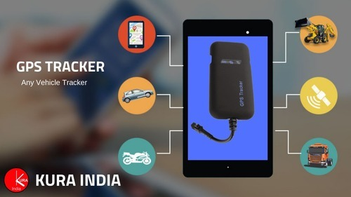 GPS Tracker Manufacturer from Noida