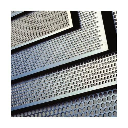 Perforated Metal Screen Sheet Manufacturer From Ahmedabad