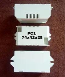LED Drivers Casing PC 1