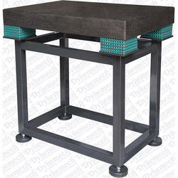 Shock Resistant -Vibration Isolated Tables