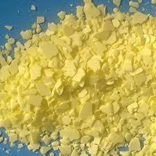 Sulfur Flakes Granular