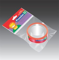 55 Micron Tape Pouch