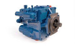 D-33 44 Eaton Hydraulic Pump Service x