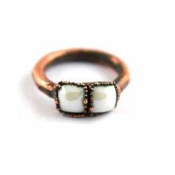 Pearl Gemstone Rings