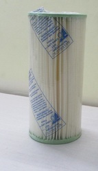 Paper Plated Filter cartridge