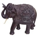 Teakwood Elephant