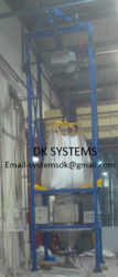 Jumbo Bag Unloading Machine / Systems