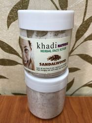 Natural Herbal Face Scrub