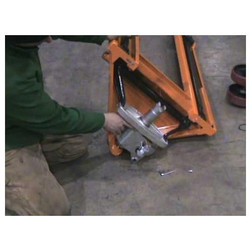 Service And Repair Of Hand Pallet Truck