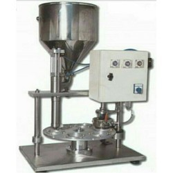 Water Cup Filling And Sealing Machine