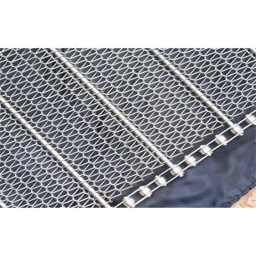 Wire Mesh Belts - Woven Wire Mesh Belt Manufacturer from Mumbai