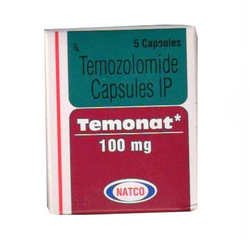 Temonat Temozolamide