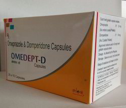 Omeprazole and Domperidone DSR Capsule