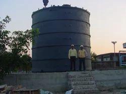 Alkali Storage Tanks