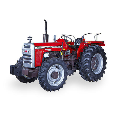 Massey Ferguson 9500 Super Shuttle Series 4WD 58 HP Tractor