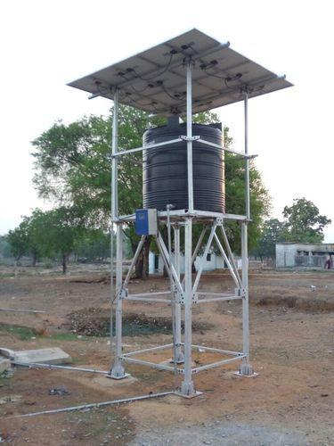 1 HP Solar Submersible Pump Set