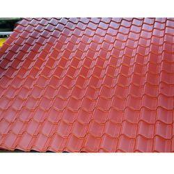 Color Coated Tile Sheet