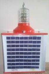 Solar Navigation Lights for Small Boats