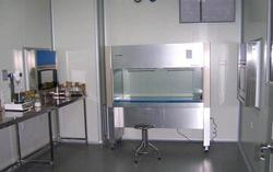 Clean Room for Micro Biology