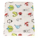 Multi Printed Muslin Towel
