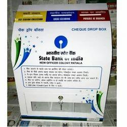 Cheque Drop Box
