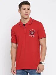 Men Color Polo T Shirts