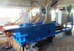 Scrap Pressing Machine