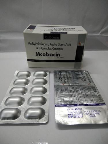 pregabalin 75 mg methylcobalamin 500 mcg of vitamin