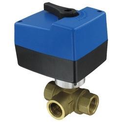Series 3HBAV Three-Way Detachable Electric Ball Valve