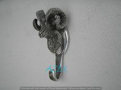 Decorative Aries Coat Hook