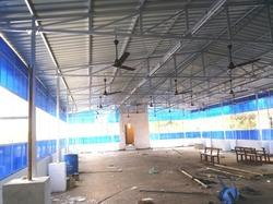 School Canteen Roofing Service