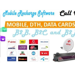 Online Mobile & DTH Recharge Portal