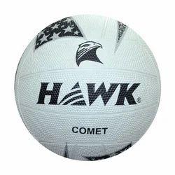Hawk Comet White Net Ball