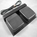 Double Pedal Foot Switch