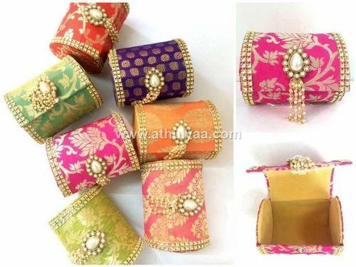 Bangle Box Seemantham Baby Shower Gifts Bangle Pouch Bangle