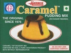 Caramel Pudding Custard