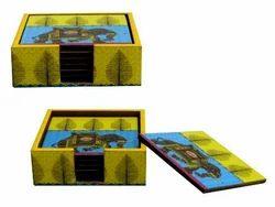 Customized MDF Tea Coaster
