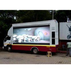 LED Van Display Screen